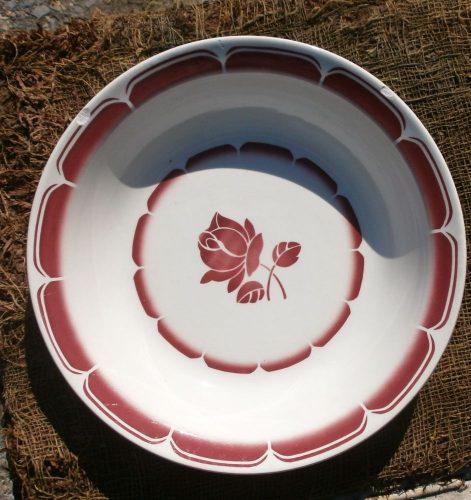 légumier porcelaine opaque badonviller recto