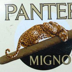 boite panther détail exter