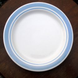 assiettes à dessert quadrifolio recto