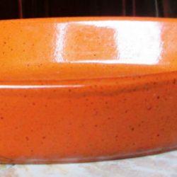plat à four ovale émile henry petit