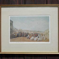 tableau lyndhurst terrace de loin