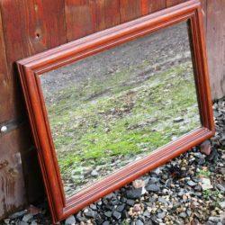 miroir rectangulaire biais