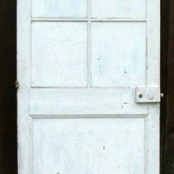 porte ex vitrée recto