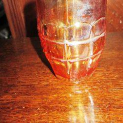 verres dorés