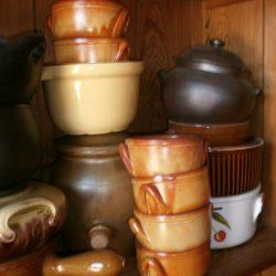 bols en grès atelier