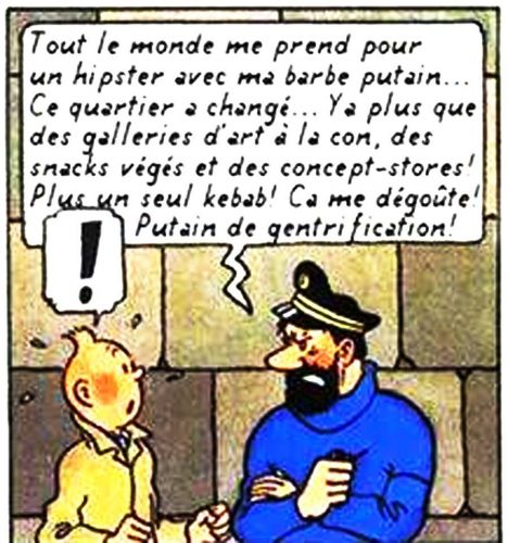 haddock insultes