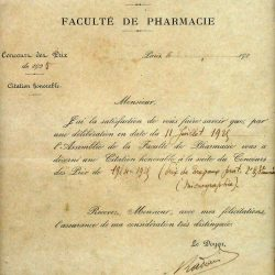 tableau pharmacie citation de près