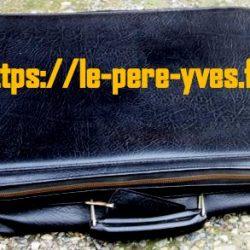 valise pdg coureur à plat