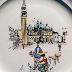 plat faux plat céranord venise place détail