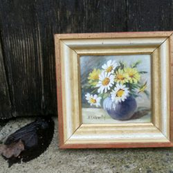 tableau marguerites lebailly