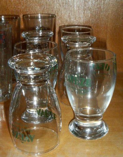 verres Avéze étagère