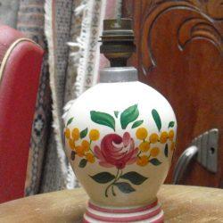 lampe fleur de chine recto