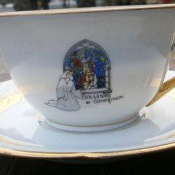 tasse souvenir de communion