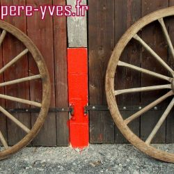roues de carrioles recto