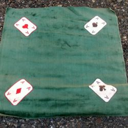 tapis de jeu 4 as
