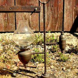 lampe à pétrole originale a