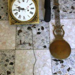 mécanisme horloge tout
