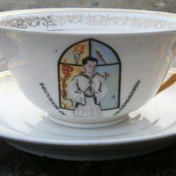 tasse souvenir de communion garçon