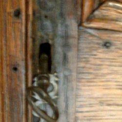 portes armoire caen droite avec clef clef