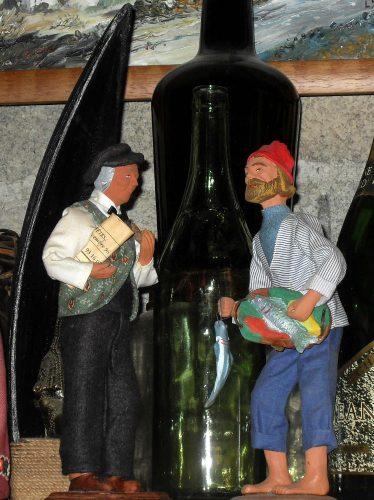bouteille étoilée atelier