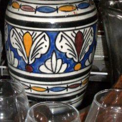 vase safi étagère