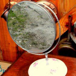 miroir pivotant recto