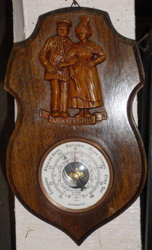 baromètre normand de près