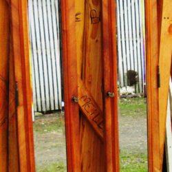portes armoire à glace latérales coté