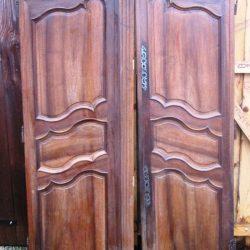 portes anciennes armoire