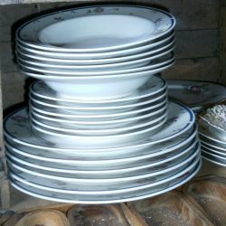 assiettes lynns creuses pile
