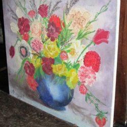 tableau bouquet agal