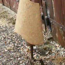 lampe chenet biais
