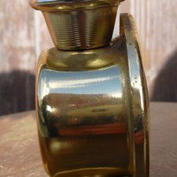 thermomètre lanterne dorée gauche