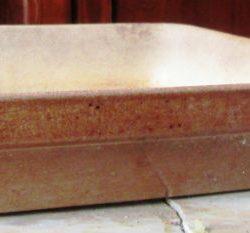 plat à four carré émile henry