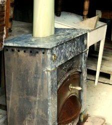 cheminée pansier avec conduit atelier