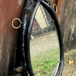 miroir collier coté