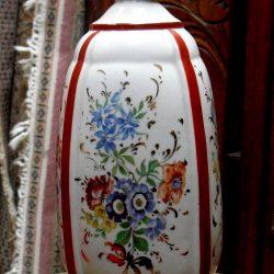 pied de lampe porcelaines d'art mv droite