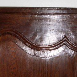 portes armoire caen droite avec clef détail