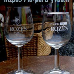verres à porto rozes gm comparatif